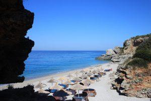 Dhermi Albania mare