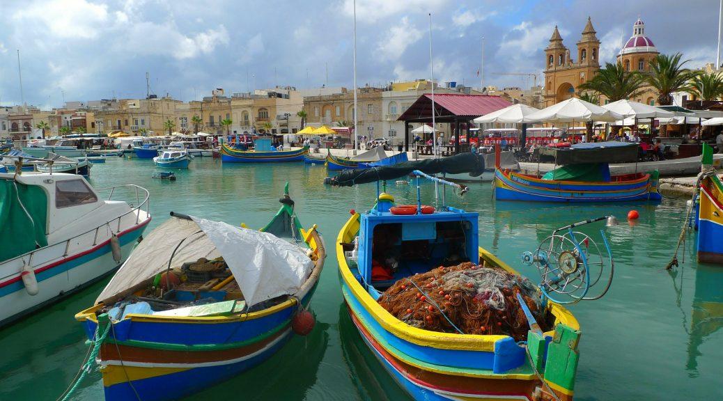 Zona turistica di Malta
