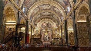 Malta St John